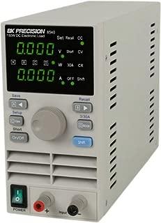 B&K PRECISION 8540 PROG DC ELECTRONIC LOAD 60V 150W