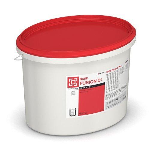 Parkettkleber BASE Fusion D Plus, lösemittelfrei + emissionsarm (13 kg) Kleber für Mosaikparkett / Korkmosaik / Stabparkett / Kork