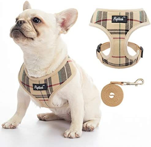 Soft Mesh Dog Harness Pet Puppy Comfort Padded Vest No Pull Harnesses product image
