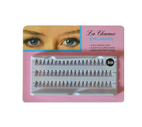 ZZDJ Faux Cils Makeup Natural Handmade False Eyelashes Grafting Natural Long Eye Lashes Extensions Beauty Health Makeup False Lashes 2 Boxes 12mm
