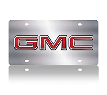 Best gmc license plate Reviews