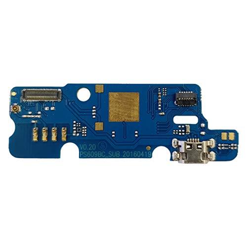 PANGTOU Piezas de recambio del teléfono celular que carga el tablero del puerto para Wiko Ufeel