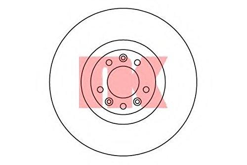 Preisvergleich Produktbild NK 313728 Bremsscheibe