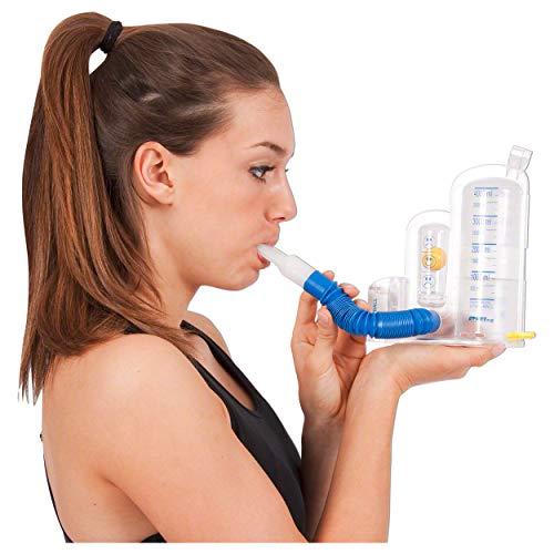 Spiro-Ball Smile Lungentrainer Atemtrainer Atemtraining Lungentraining