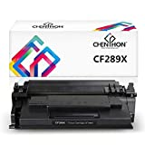 CHENPHON Compatible Toner Cartridge Replacement for HP 89X 89A CF289X CF289A Toner use with HP Laserjet M507n M507dn M507x M507dng Multifunction M528dn M528f M528c M528z Printer 1-Pack Black