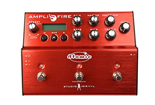 Atomic/Amplifire Pedal モデリング・ペダル