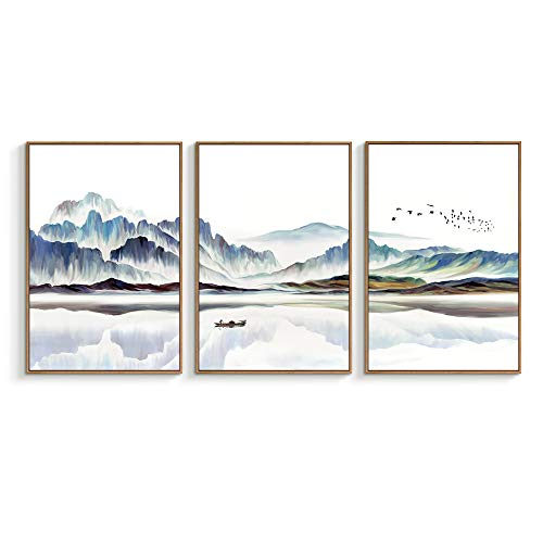 NWT Framed Canvas Wall Art for Living Room, Bedroom Canvas Prints...