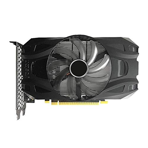 ACD Fit For Yeston GeForce GTX1050TI-4G D5 TD TD CARRET 4G / 128BIT / GDDR5 1291 / 1392MHz Tarjeta De Videojuega De Juego DVI-D/HDMI/DP Fit For PC Desktop