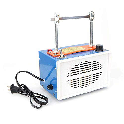 HUKOER Cuchilla caliente eléctrica 220V Cortador de cuerda Cuchilla térmica para cortar...