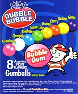 GUMBALLS Dubble Bubble 1