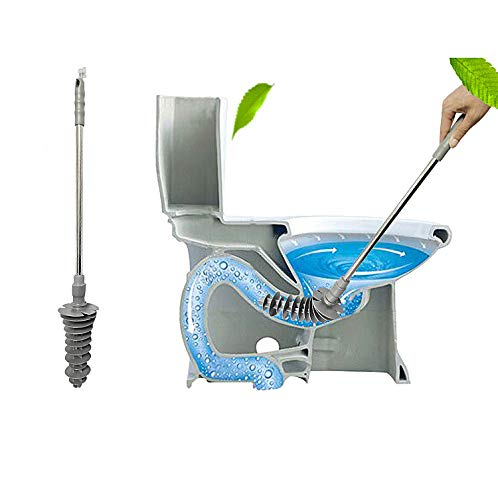 Tech Traders ® Powerful Toilet Plunger,The World Best Toilet Plunger