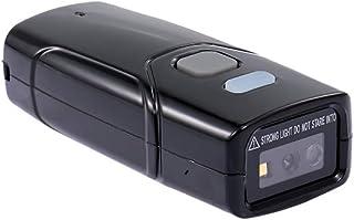 قارئ باركود لاسلكي بي تي و2.4 جيجا من BAGGRA QR اللاسلكي المحمول كوديبار/QR/بيانات ماتريكس / PDF417 ماسح ضوئي لأجهزة الكمب...