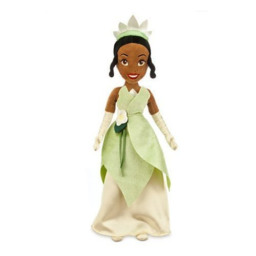 Disney Princess Tiana Plush 21' H- The Princess and the Frog