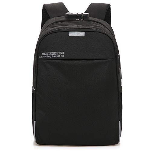 nobrand Rucksack mit Tragetuch, Rucksack mit USB-Ladegerät und großer Kapazität