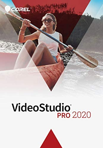 Corel VideoStudio Pro 2020 Video Editing Suite PC Download OLD VERSION product image