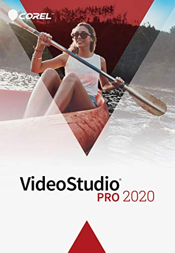 Corel VideoStudio Pro 2020 | Video Editing Suite [PC Download]