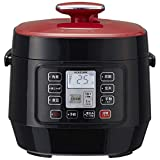 コイズミ マイコン電気圧力鍋 KSC-3501/R レッド