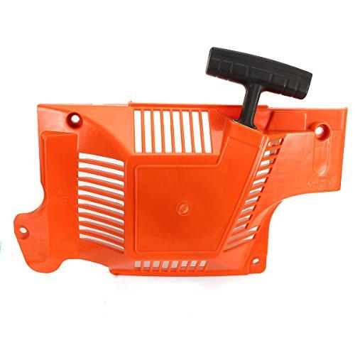 DADEQISH Husky Recoil Rewind Zugschnur-Starter für Husqvarna 55 51 50 Kettensäge 503608803 Werkzeugzubehör