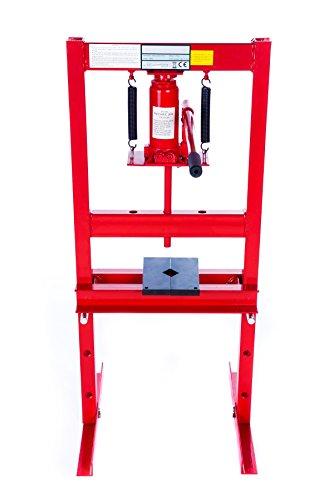 Workshop pressa idraulica 6T