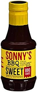 Sonny's Sweet Real Pit Barbecue Sauce 21oz (2) , Sweet. PitMaster