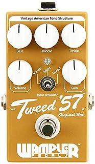 دواسة مؤثرات تويد 57 فينتج اوفردرايف للجيتار من وامبلر بيدالز