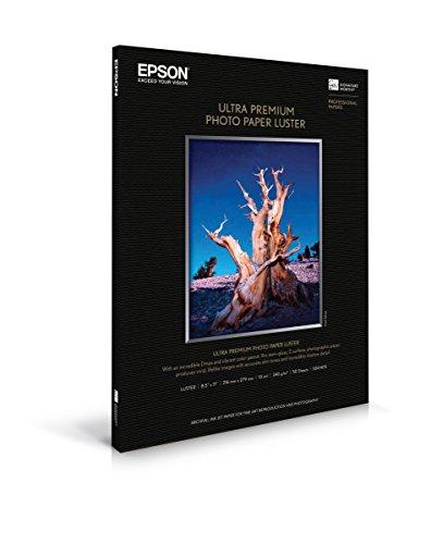 Epson Ultra Premium Photo Paper Luster S041405