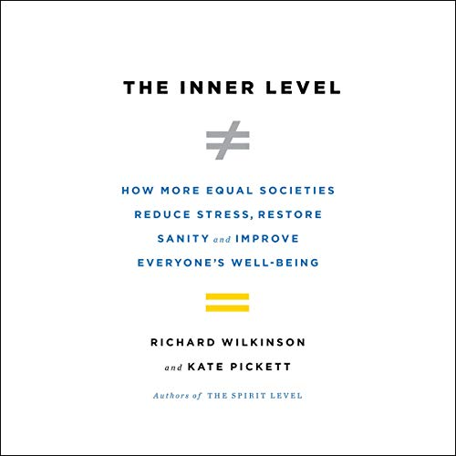 The Inner Level audiobook cover art