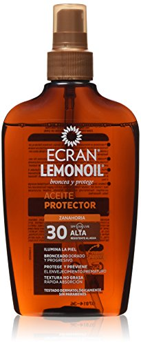 Ecran Sun Lemon Oil Protector Solar en Aceite Spray Spf 30 - 200 ml