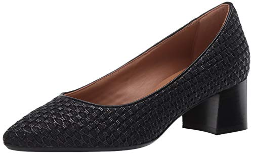 Aquatalia Women's Pump, Navy, 5.5 B (M)