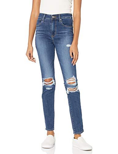 Levi's 721 High Rise Skinny Jeans, Manic Monday, 34 ES/Regular para Mujer