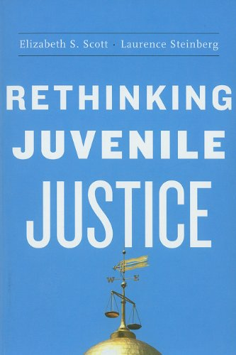 Download Rethinking Juvenile Justice 
