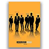 Box Prints Reservoir Dogs Film Film Vintage Retro-Stil
