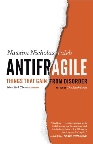 Antifragile: Things That Gain from Disorder (Incerto Book 3) (English Edition)