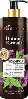 BOTANIC FORMULA Łopian + Pokrzywa Szampon do włosów przetłuszczających się 400 ml