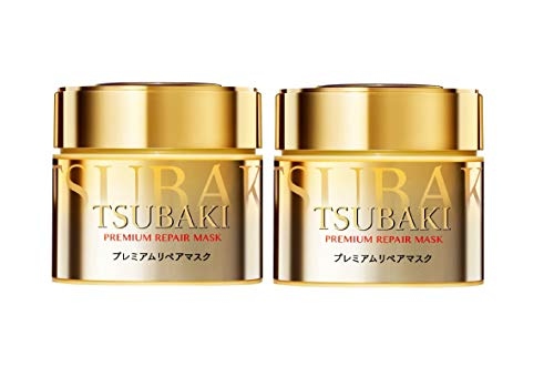 【まとめ買い】 TSUBAKI(ツバキ) プレミアムリペアマスク ヘアパック 本体180g×2個 セット