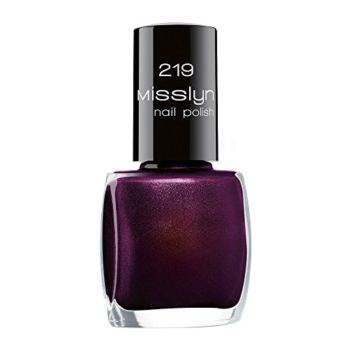 Misslyn Nail Polish Nr.219 wild passion, 10 ml