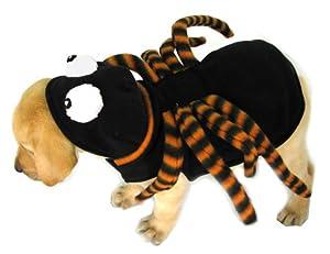 Dogs & Co Costume de Halloween pour chien araignée–Parent ASIN