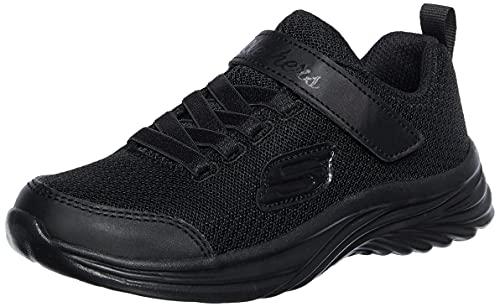 Skechers Jungen Unisex Kinder 302450L-BKTQ_30 Sneakers,Sports Shoes, Black, EU