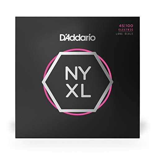 D'Addarioダダリオベース弦NYXLLongScale.045-.100NYXL45100【国内正規品】