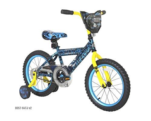 Dynacraft Jurassic World Bike, 16'', Blue