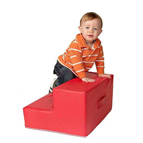 Foamnasium Toddler Step, Red