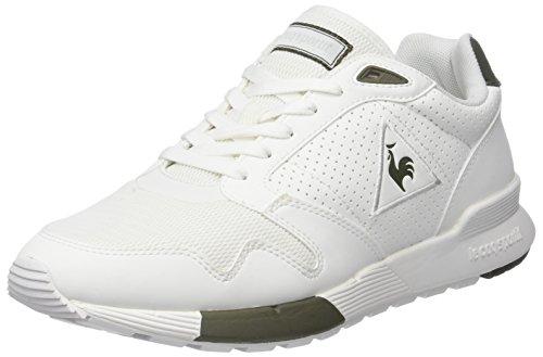 Le Coq Sportif Omega X Sport, Zapatillas Hombre, Blanc Optical White, 43 EU