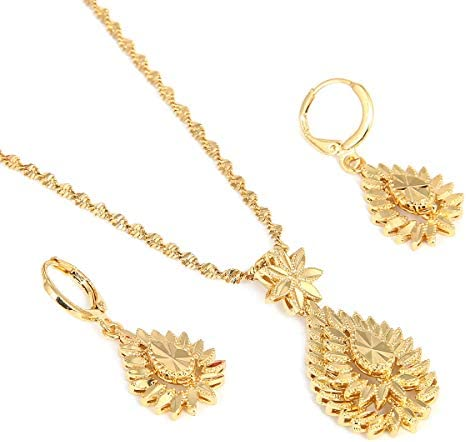 African wedding jewelry _image0