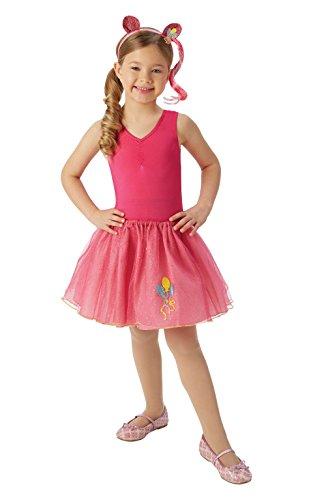 Rubie 's Offizielle My Little Pony Kinder Pinkie Pie Tutu und Haar Band Set (One Size, 4–8Jahre)