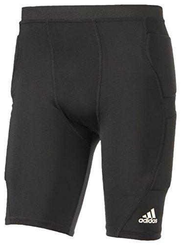 adidas Torwarthose GK Tights Mallas de Calentamiento, Hombre, Negro (Negro), XL