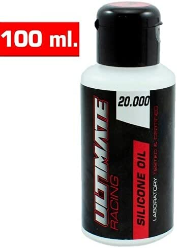 ULTIMATE RACING Diff Oil 12,500 CST 100ml (3.38OZ)