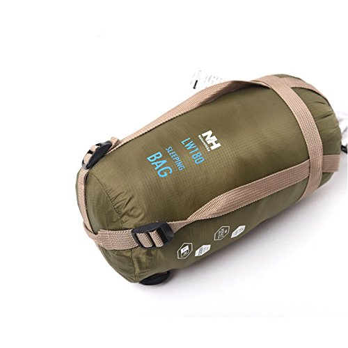Mini Schlafsack ultralight Outdoor Sleeping Bag Camping Festival Decke hike