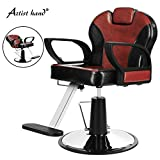 Artist Hand 20' Wide All Purpose Hydraulic Barber Chair Salon Spa Styling Equipment