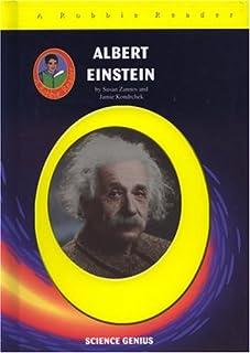 Albert Einstein Science Genius