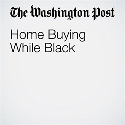 Home Buying While Black copertina